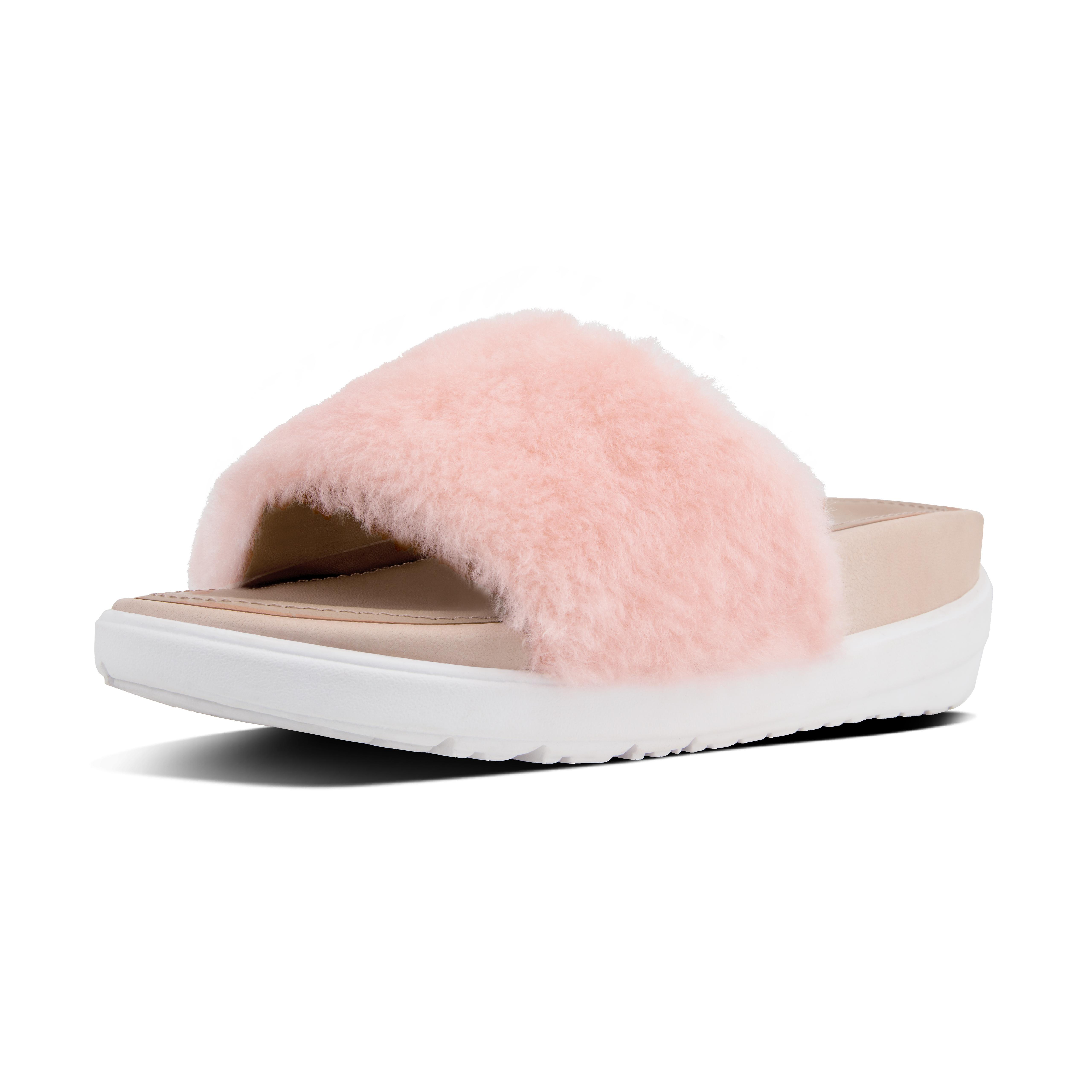 86bcd172cbde32 Lyst - Fitflop Loosh Luxe in Pink