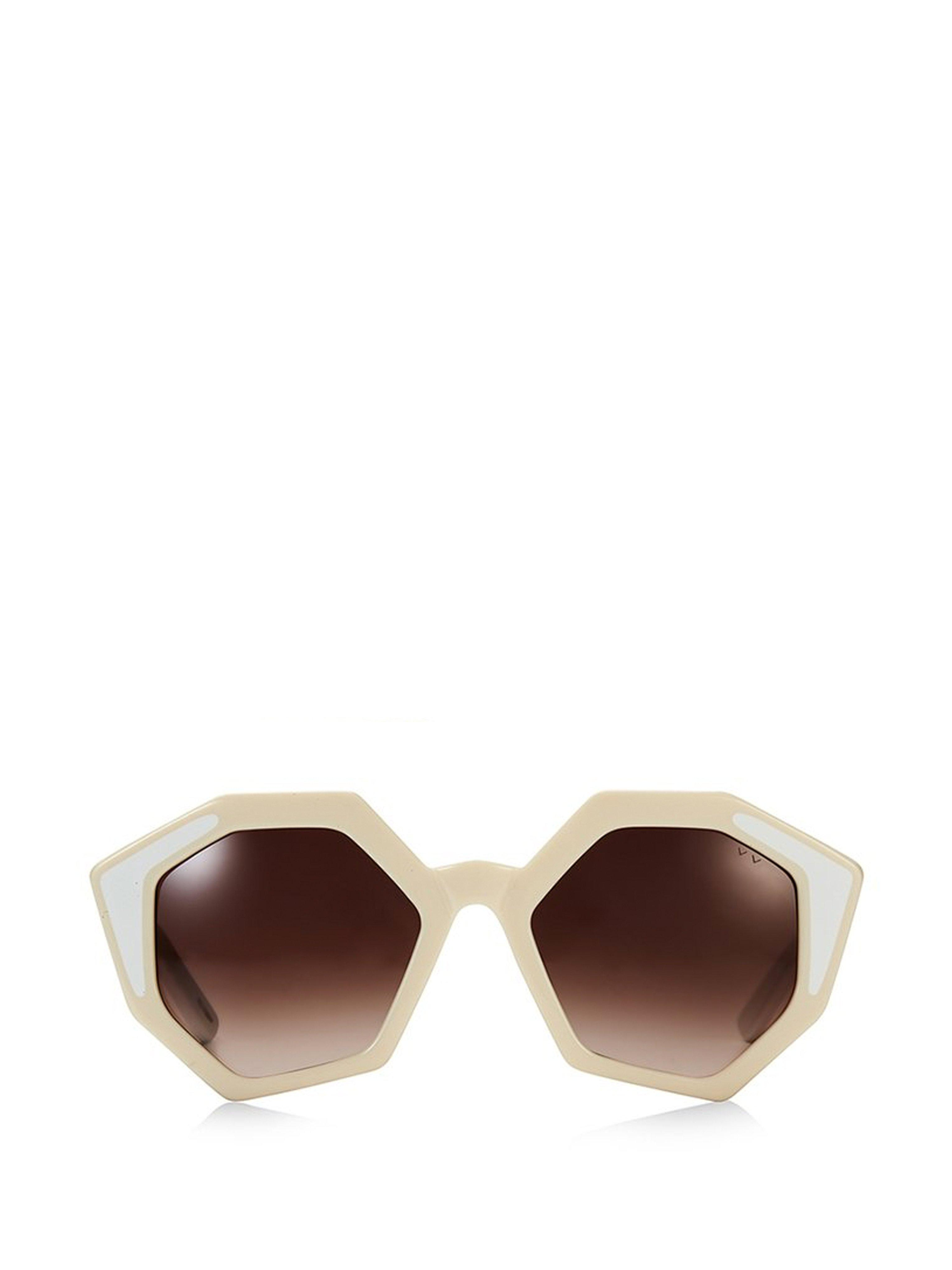 e3f2e9ee6a Lyst - Pared Eyewear Sole   Mare Ivory Sunglasses in Brown
