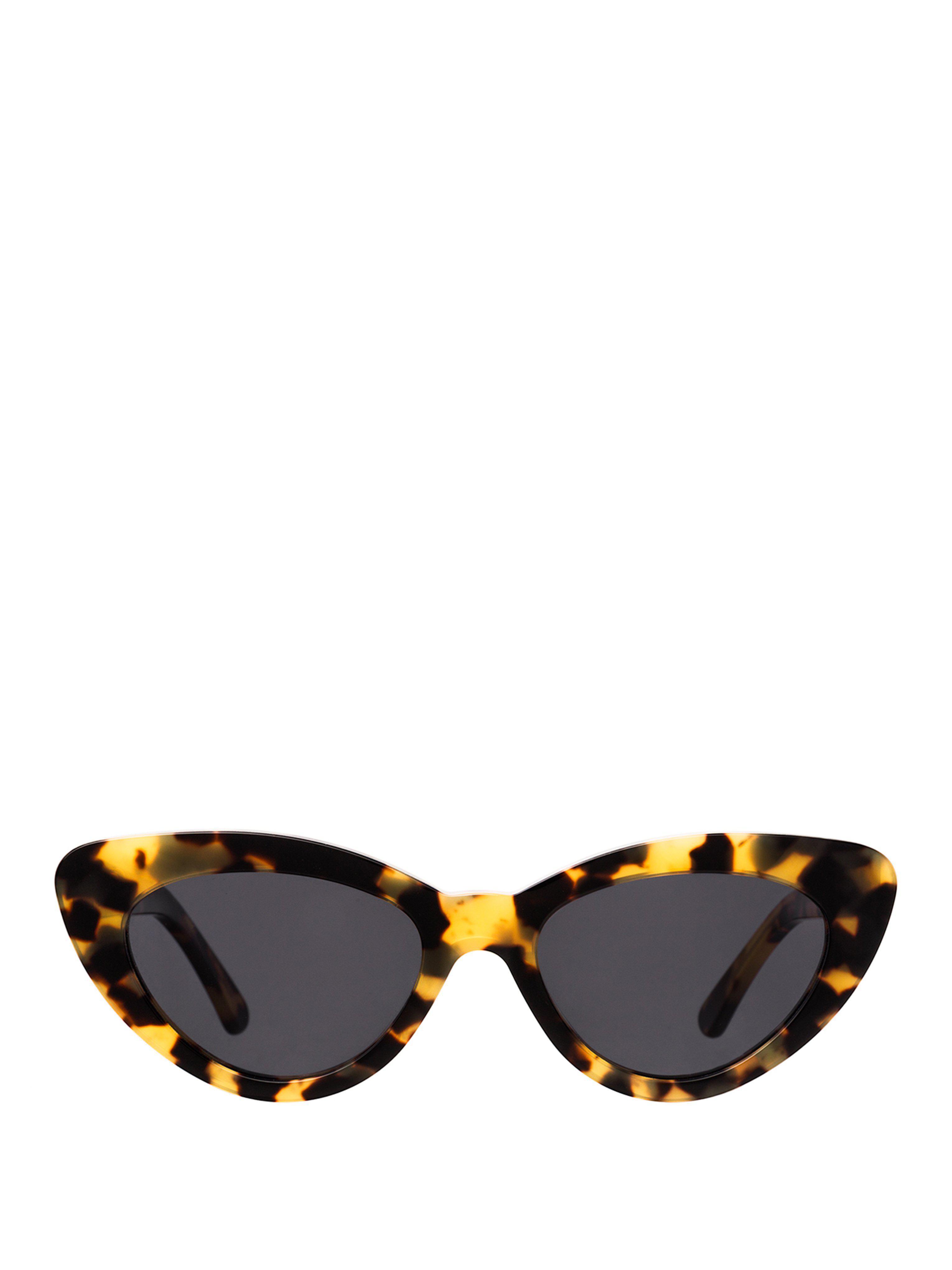 2377a66ee3 Illesteva - Blue Pamela Tortoise Sunglasses - Lyst. View fullscreen