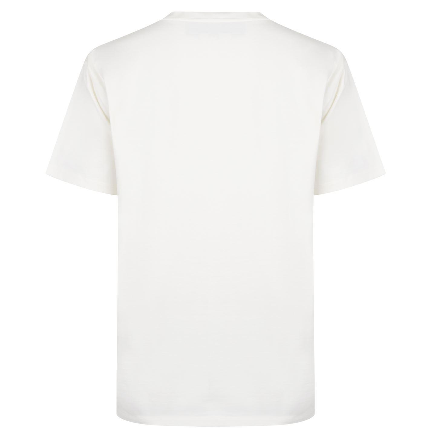 0e956cac50a Gucci - White Oversized Blade Print T Shirt for Men - Lyst. View fullscreen