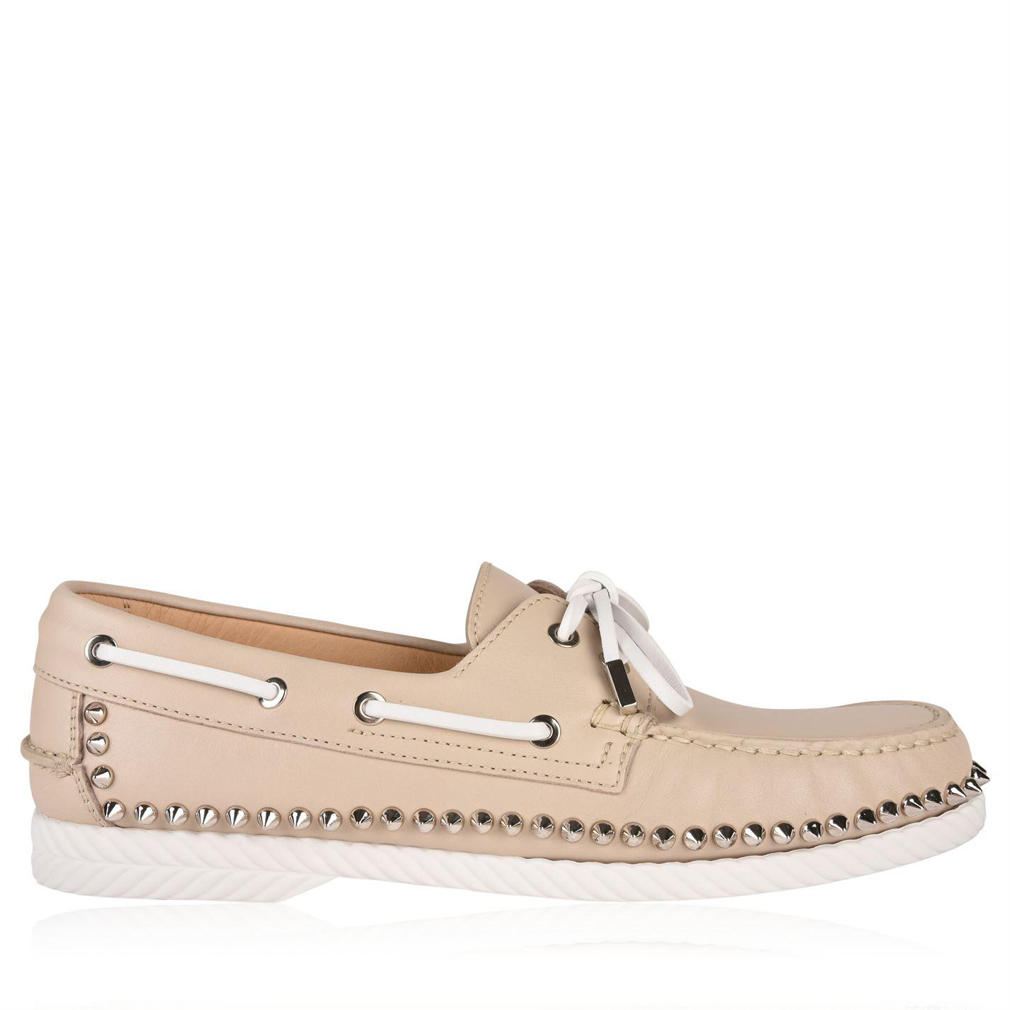 louboutin Boat Shoe