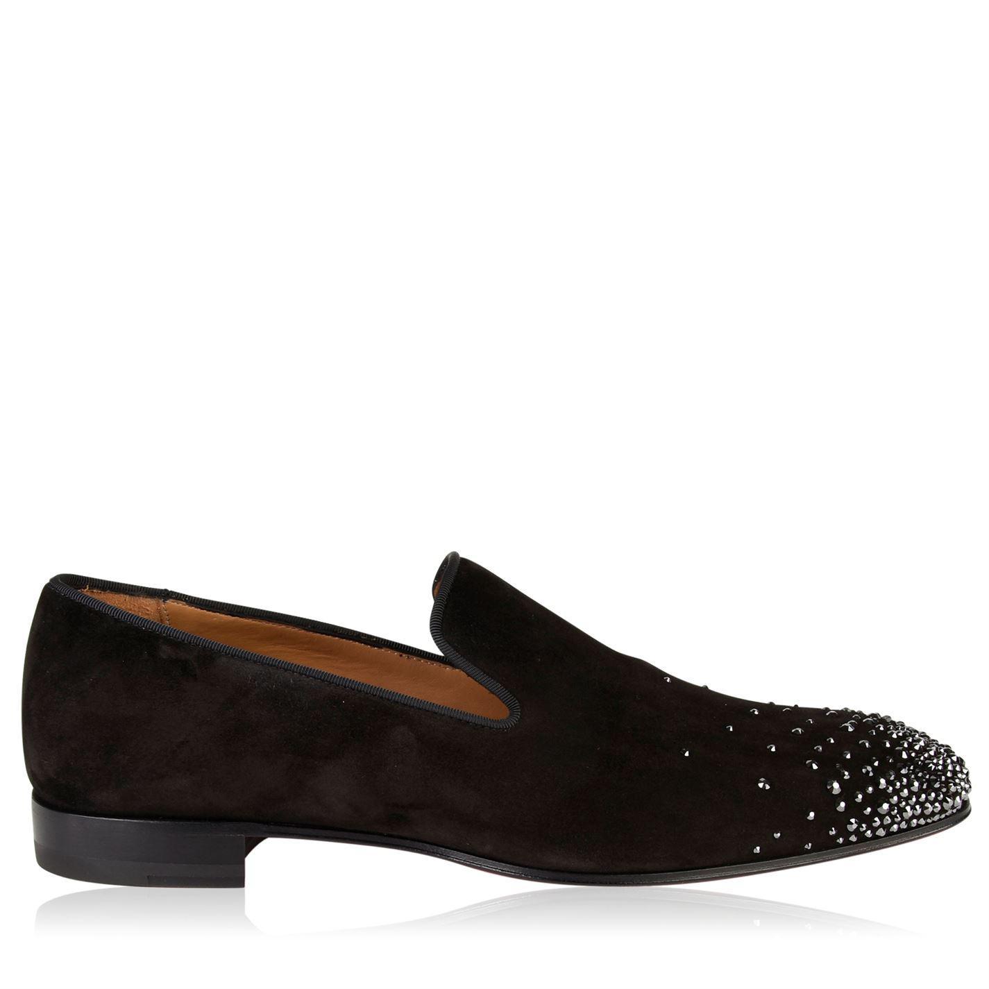 285a75f2abee Christian Louboutin Dandelion Loafers in Black for Men - Lyst