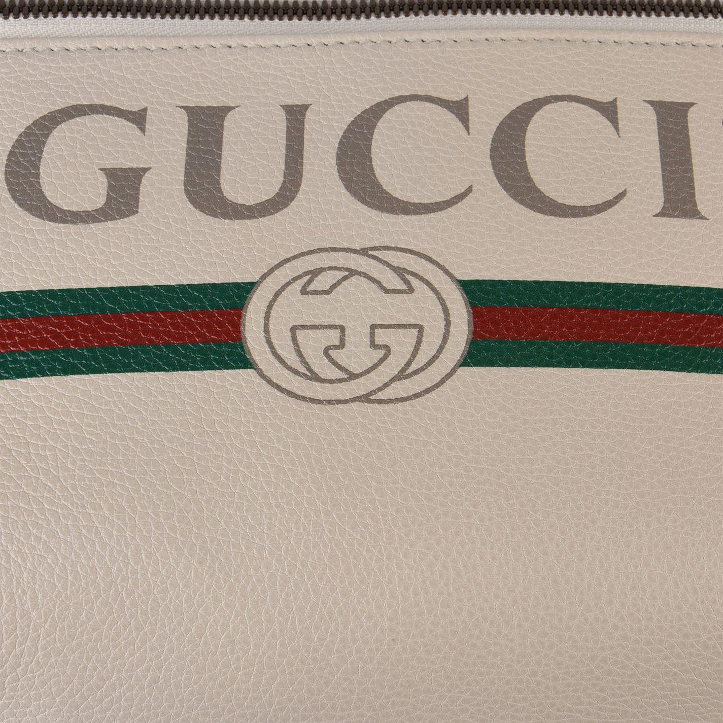 1fac0f5278f Gucci - Multicolor Fake Logo Bum Bag - Lyst. View fullscreen