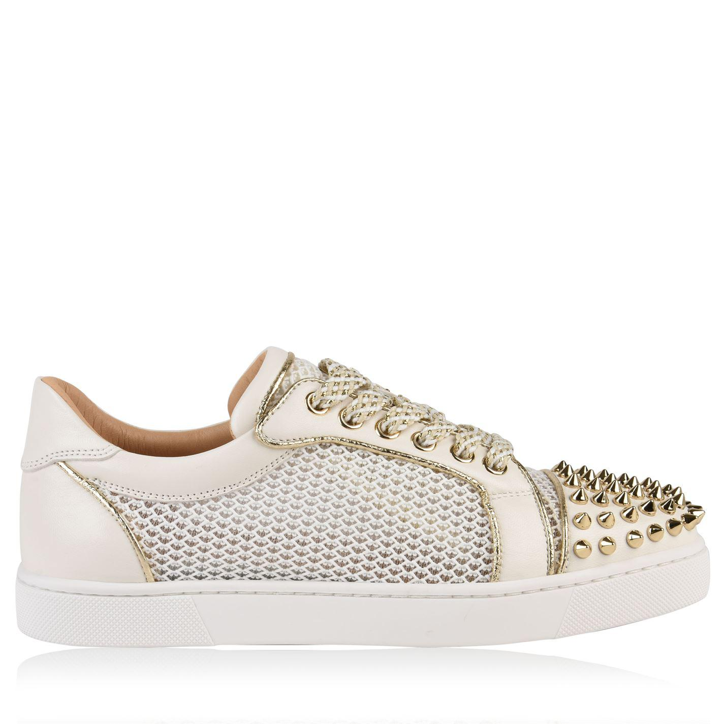 75435095b805 Gallery. Previously sold at  Flannels · Women s Christian Louboutin Spike  ...