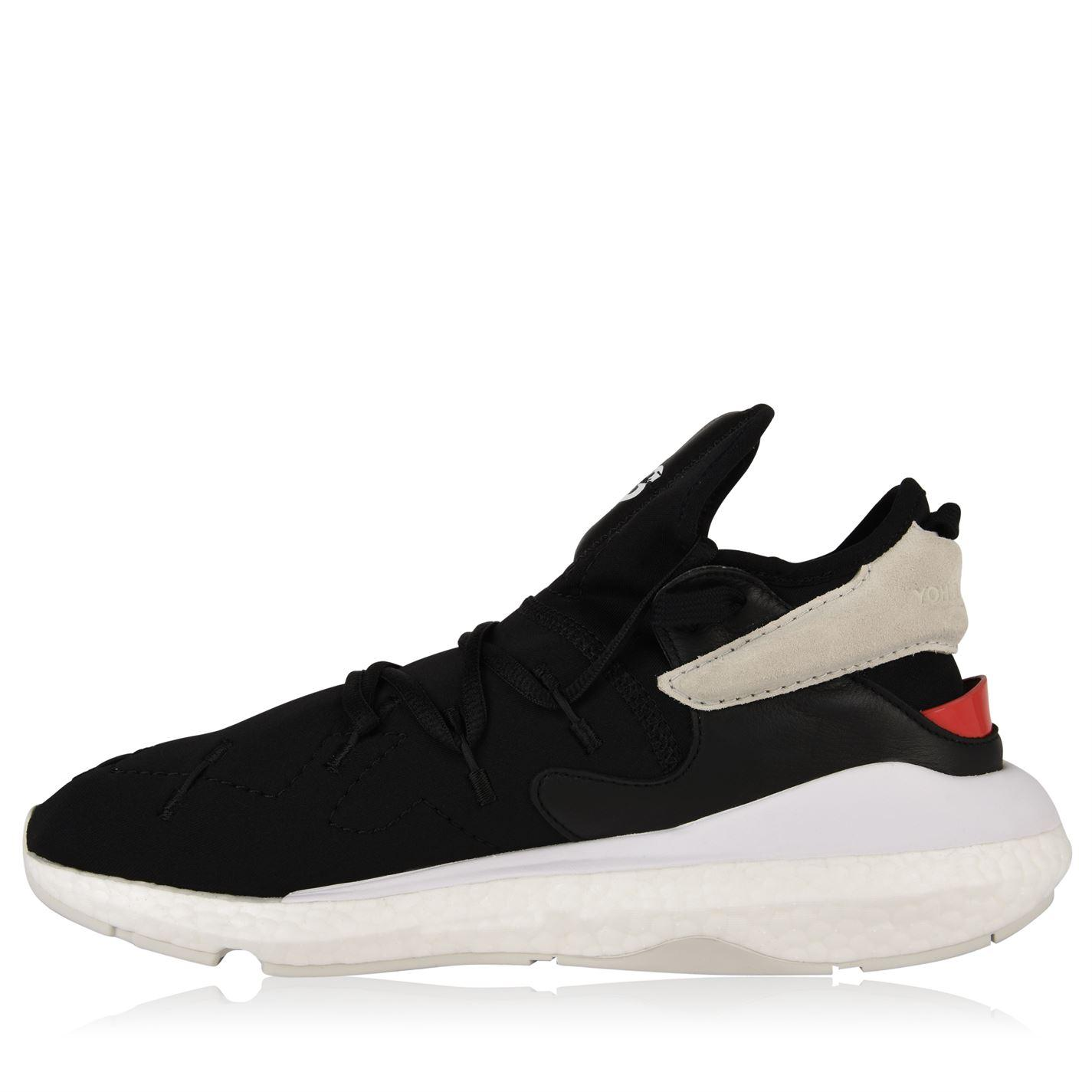 5ce5f863a Lyst - Y-3 Kusari 2 Boost Trainers in Black for Men