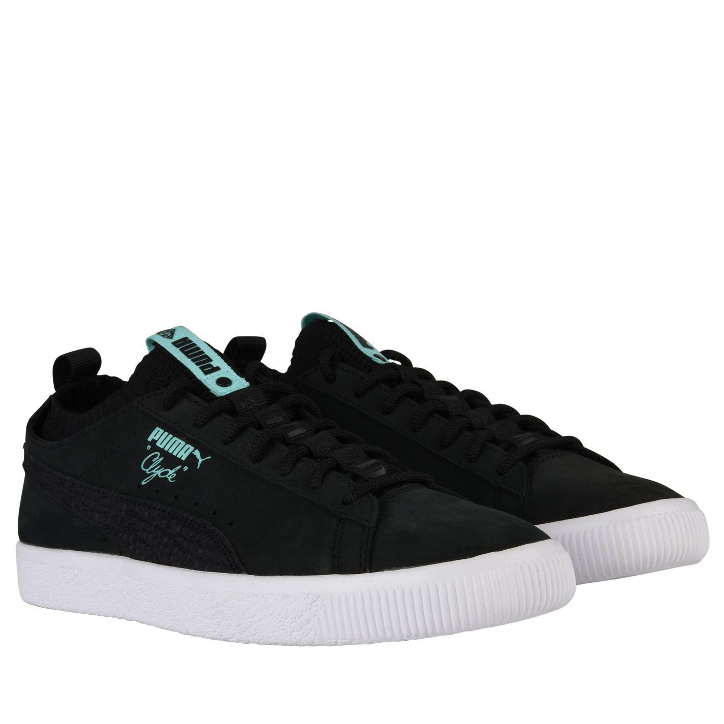 Lyst Trainers Men Diamond Black Clyde For In Puma Sock Lo wxFRHA