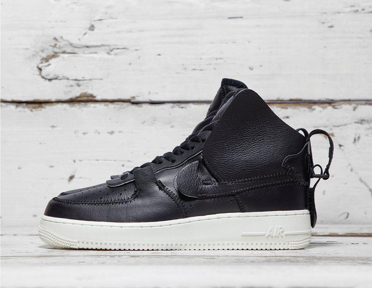 lowest price 1fc1e 991ae Nike. Mens Black X Psny Air Force 1 High