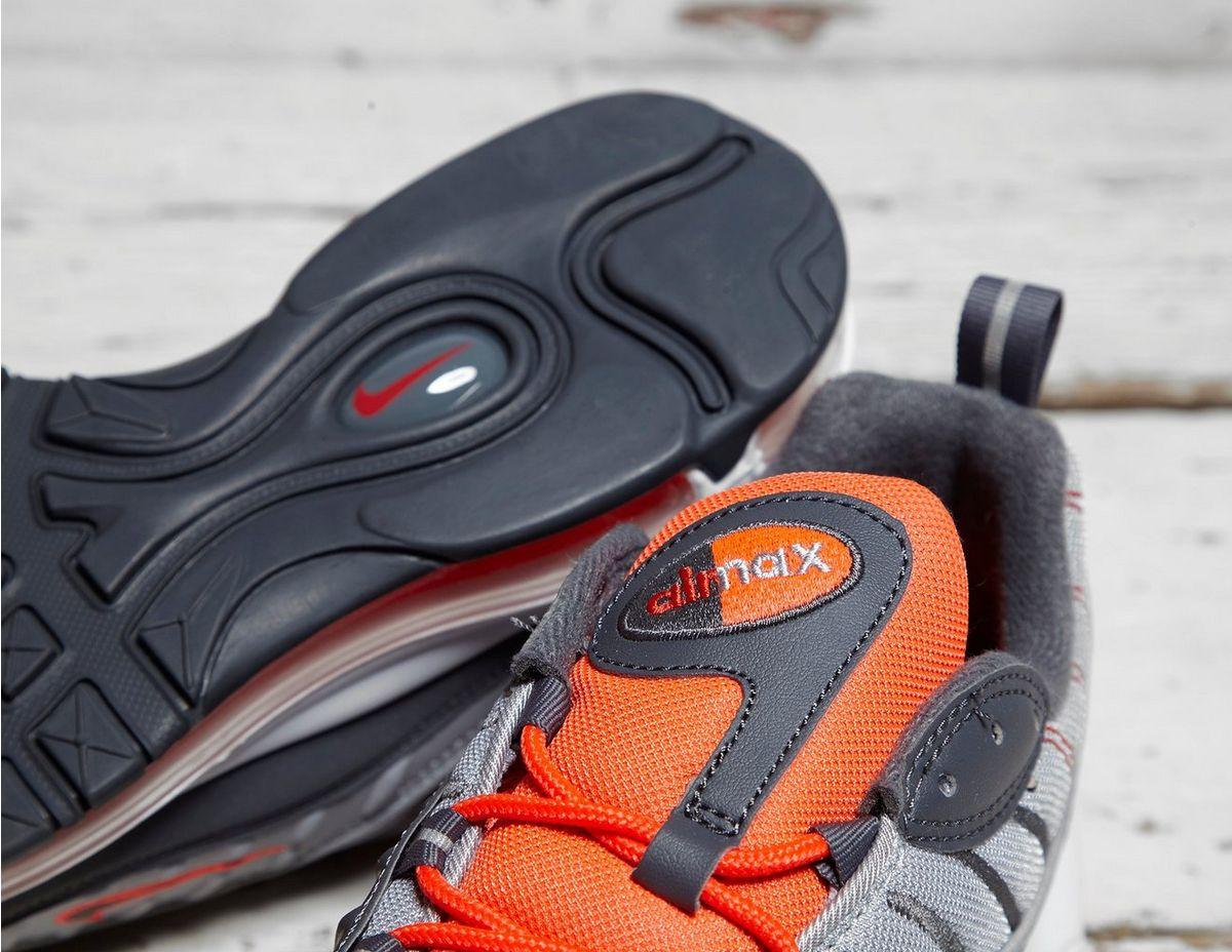 a877a838c00bf5 Nike - Gray Air Max 98 Se for Men - Lyst. View fullscreen