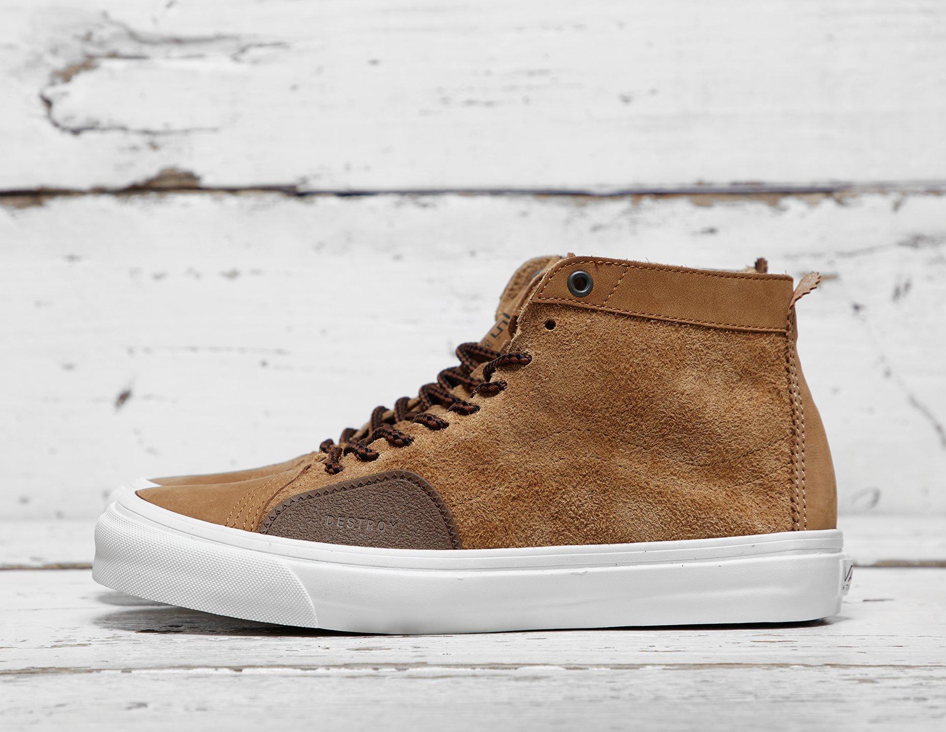 11ef1074c7 Lyst - Vans X Taka Hayashi Sk8 Skool Lx in Brown for Men