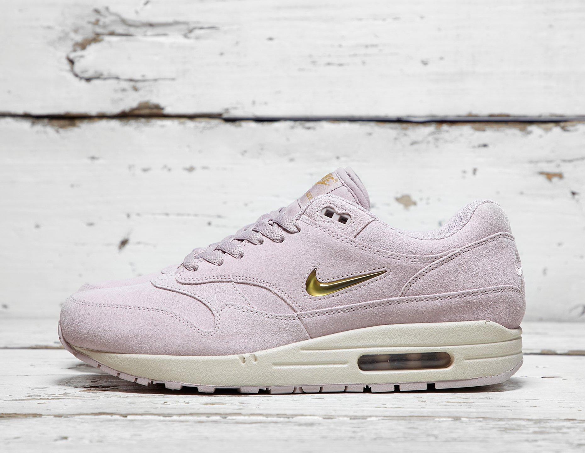 the best attitude 341ee 18222 Lyst - Nike Air Max 1 Premium Sc in Pink