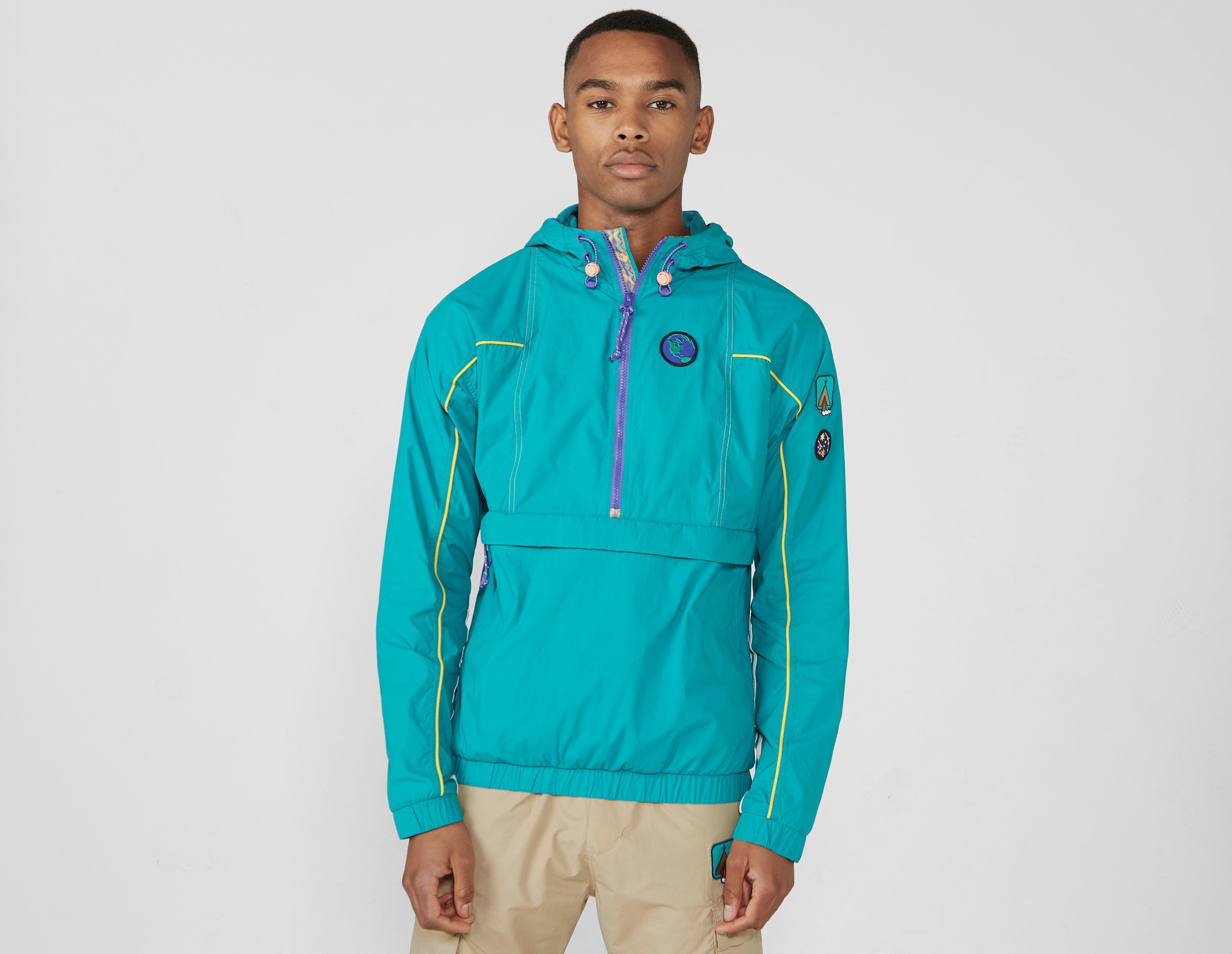 2186b27de0 adidas Originals Adidas X Pharrell Williams Hu Hiking Windbreaker in ...