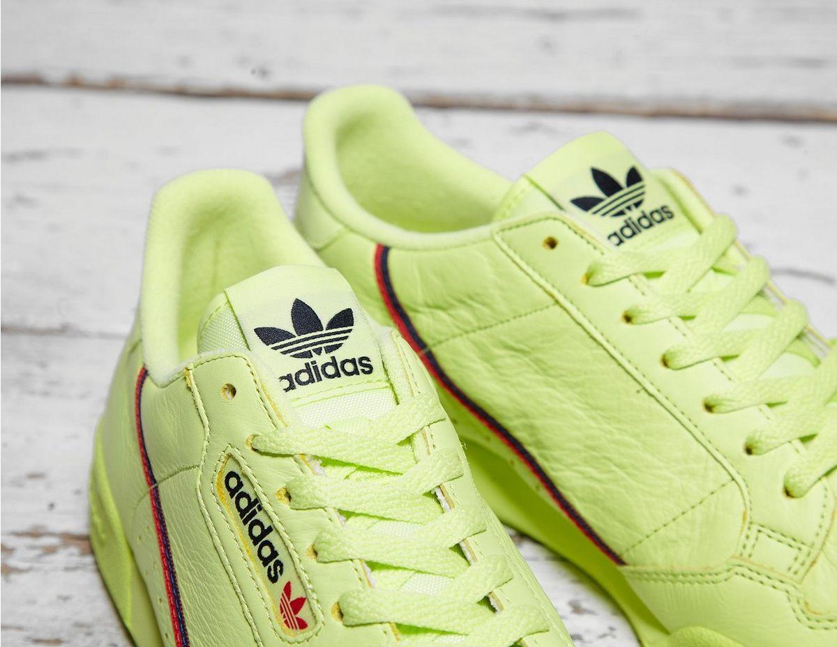 wholesale dealer 7b4d8 52a59 Adidas Originals - Yellow Continental 80 for Men - Lyst. View fullscreen