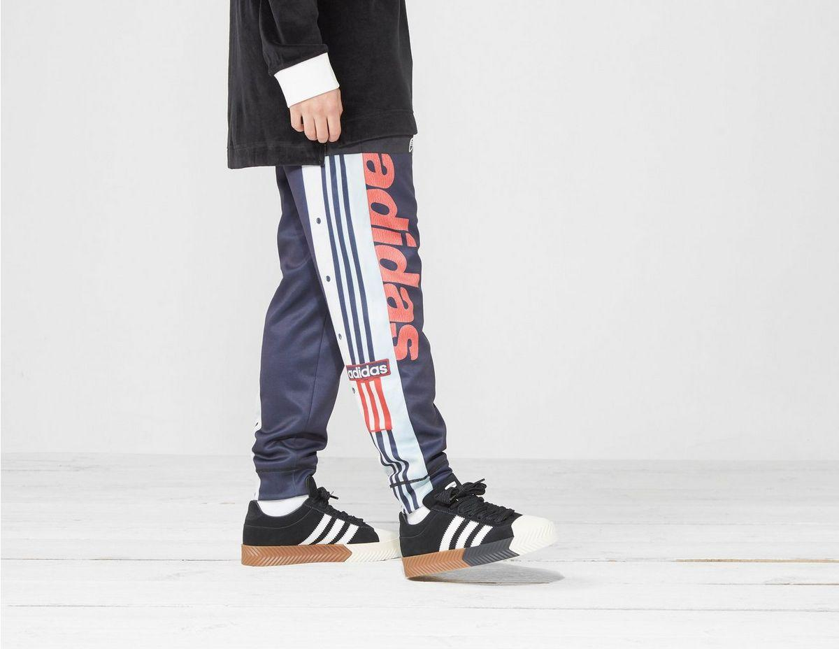 e8d09b69eb76da Adidas Originals By Alexander Wang Track Pants in Blue for Men - Lyst