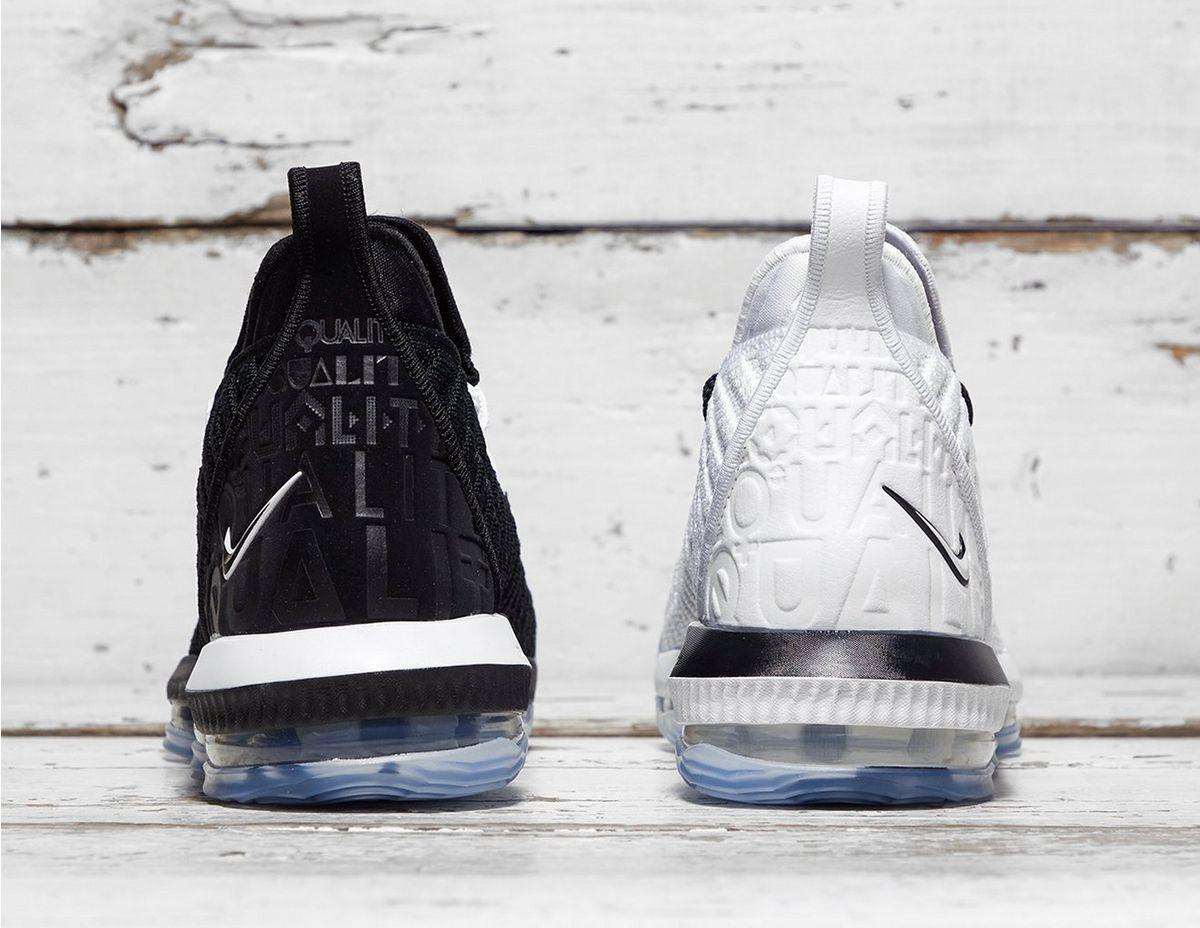 a1da9e9862b Nike - Black Lebron Xvi  equality  Qs for Men - Lyst. View fullscreen