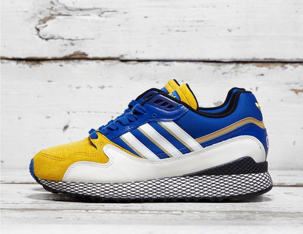 4d602d9f6de1b Lyst - adidas Originals X Dragonball Z Ultra Tech  vegeta  in Blue ...
