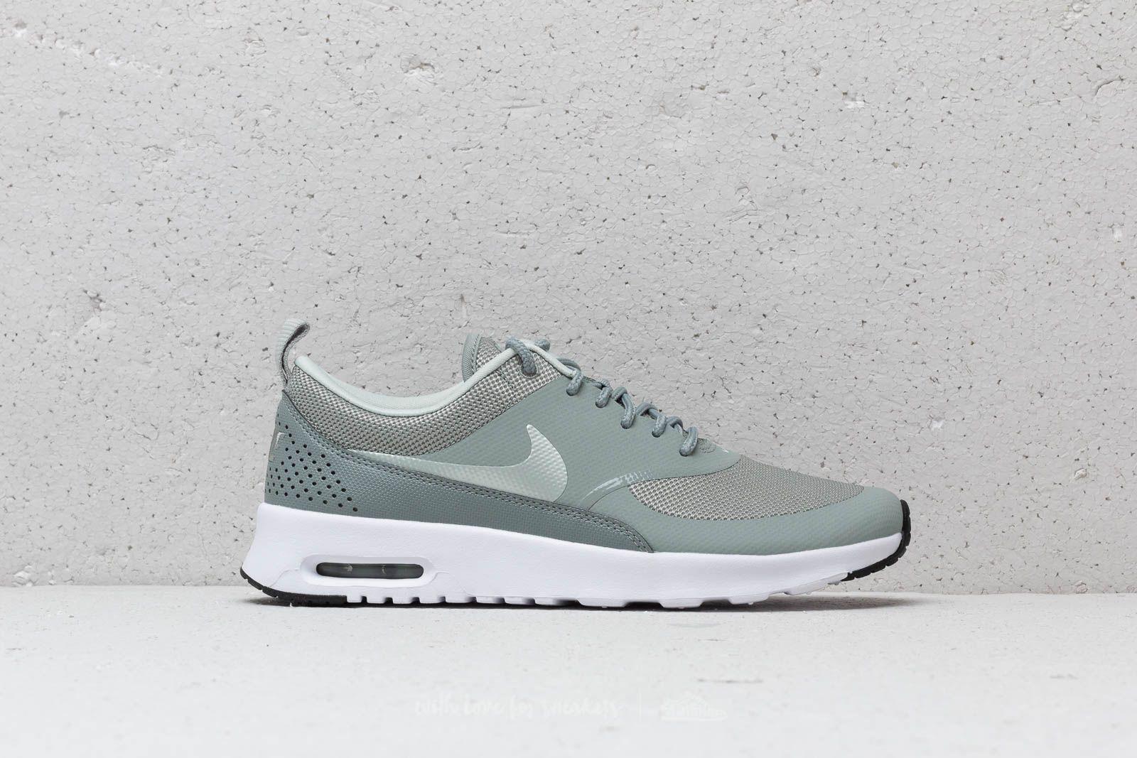 Nike Rubber Wmns Air Max Thea Mica Green Light Silver black