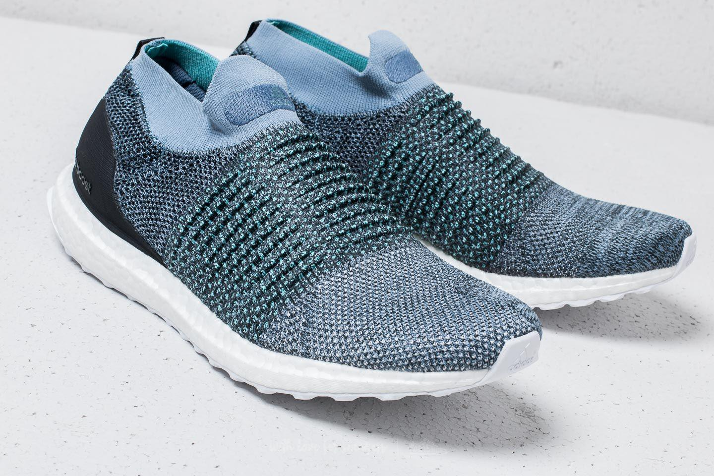 075dd941471 Lyst footshop adidas parley ultraboost laceless raw grey carbon jpg  1440x960 Ultra boost uncaged laceless