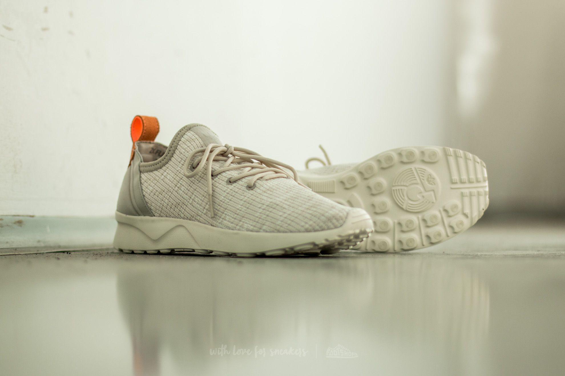 9ced92794 Lyst - adidas Originals Adidas Zx Flux Adv Virtue Sock W Clear Brown ...