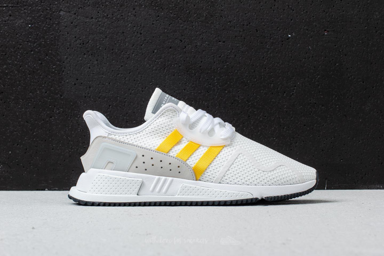 huge discount aed39 043ae Lyst - adidas Originals Adidas Eqt Cushion Adv Ftw White Eqt