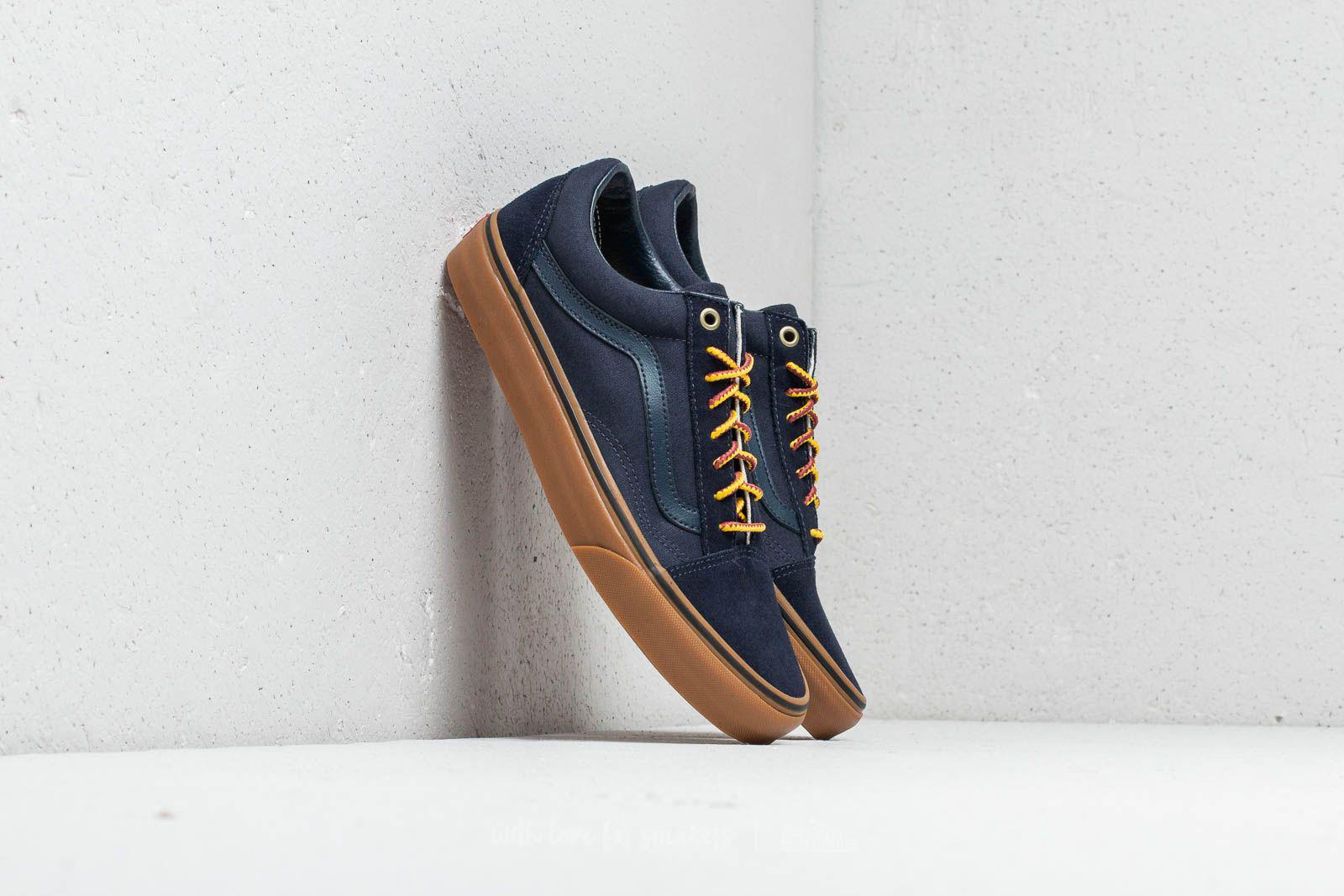 97cff55e53a Lyst - Vans Old Skool (gumsole) Sky Captain  Boo in Blue for Men
