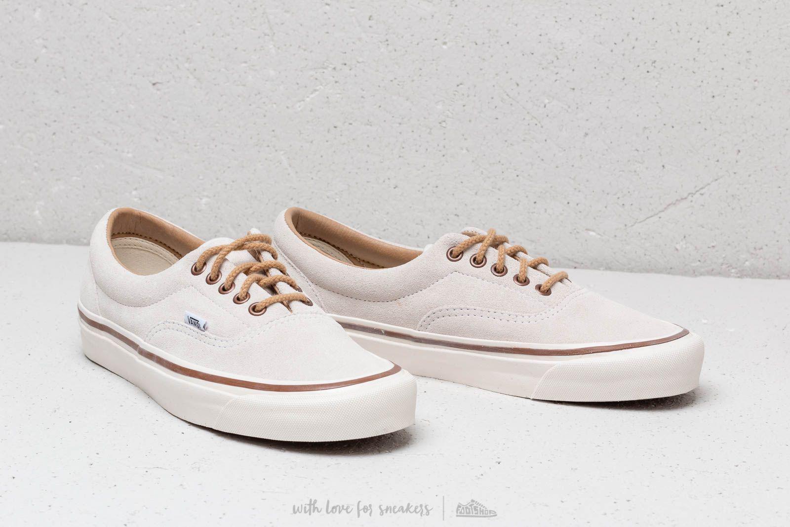 a5466284cb1 Lyst - Vans Era 95 Dx (anaheim Factory) Og White in White for Men