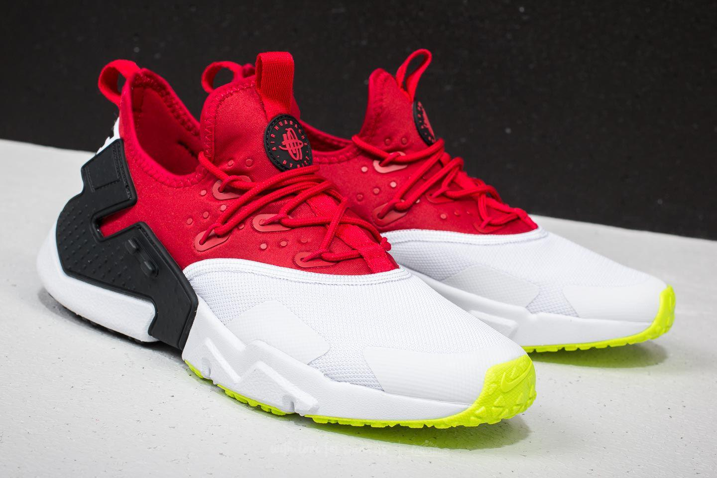eb7d2c68610a2 ... sweden lyst nike air huarache drift gym red white black volt in red for  men 8f30f