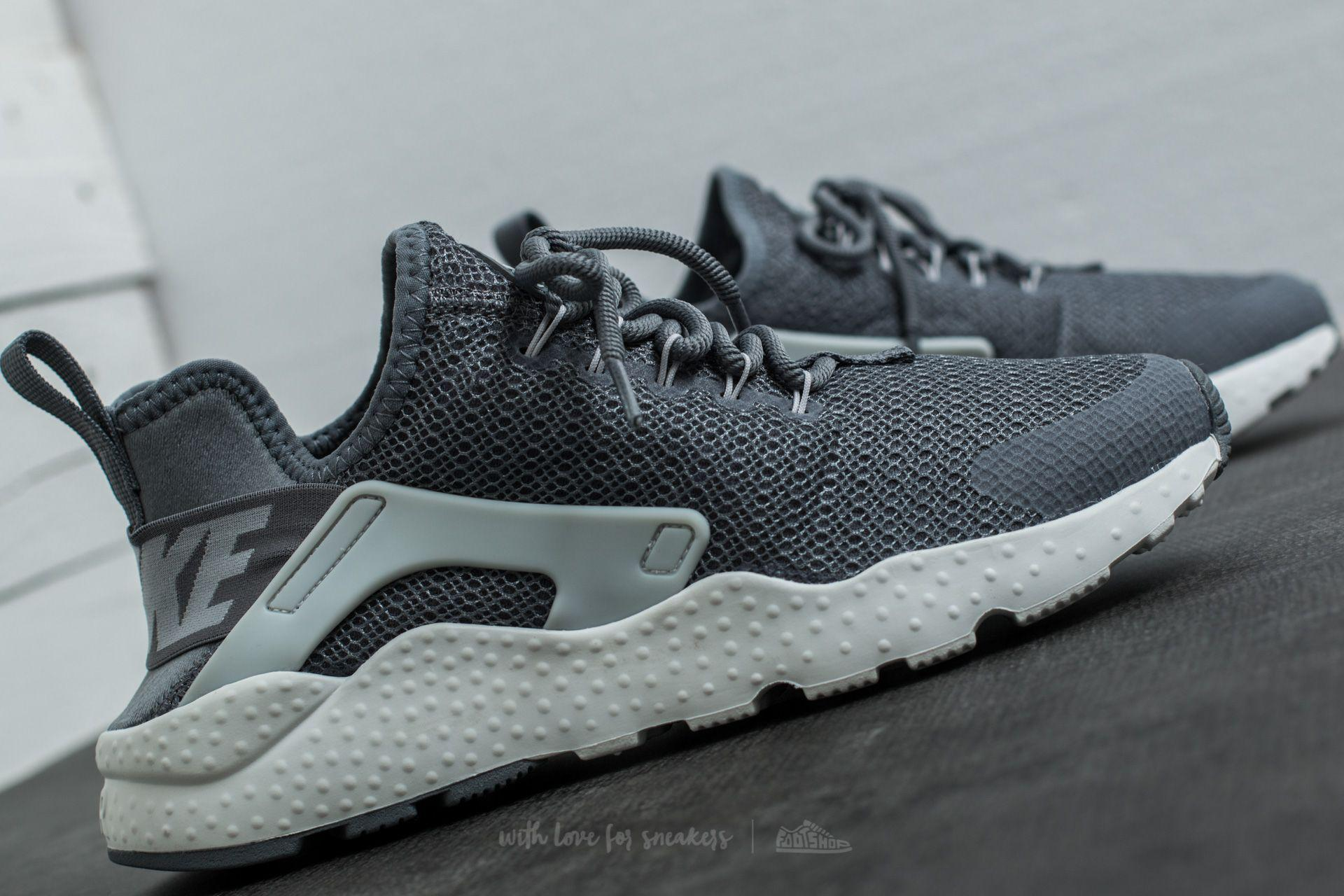 32747e46ea25 ... usa lyst nike w air huarache run ultra cool grey pure platinum in gray  a7ed6 d0fe0