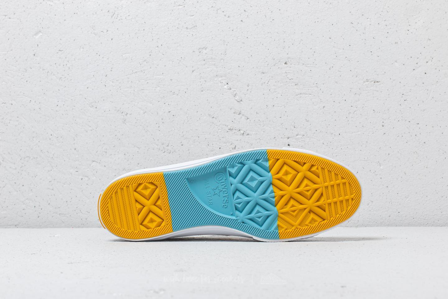 Lyst - Converse One Star Ox White  Mineral Yellow  Shoreline in ... cea45af2a