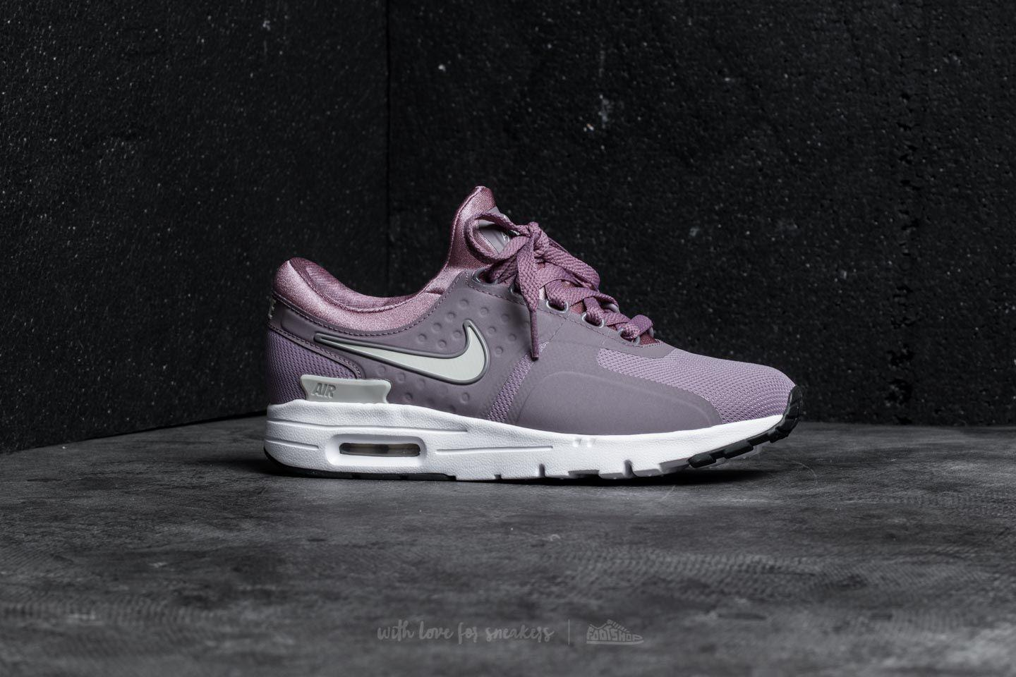 7b3811a6a Lyst - Nike Wmns Air Max Zero Taupe Grey  Light Orewood Brown in Gray