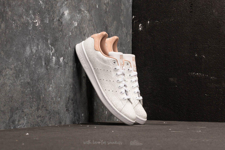 promo code 499d6 0c7fd Lyst - adidas Originals Adidas Stan Smith W Ftw White Ftw Wh