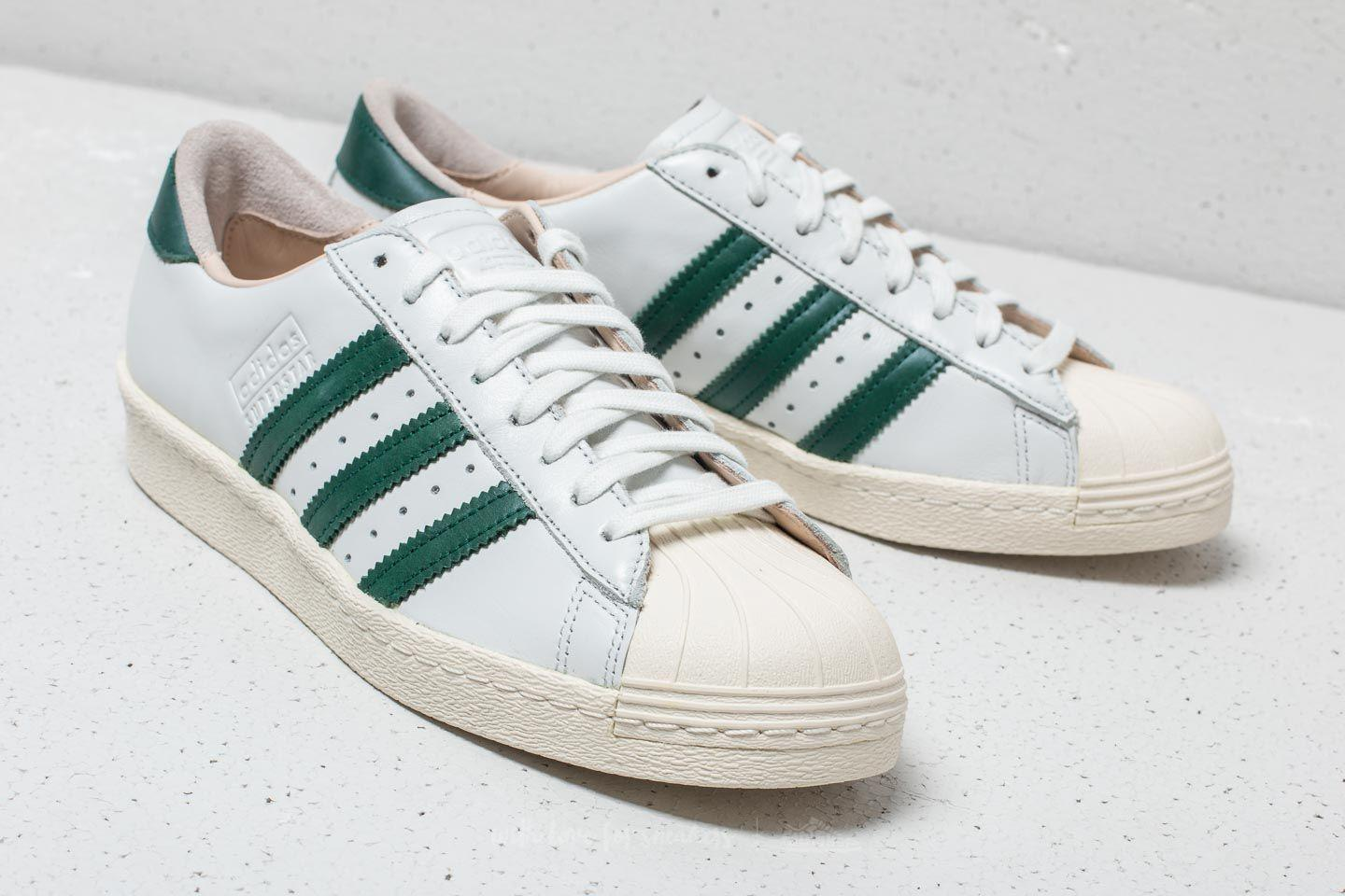 bdd94b7404b Lyst - adidas Originals Adidas Superstar 80s Recon Crystal White ...