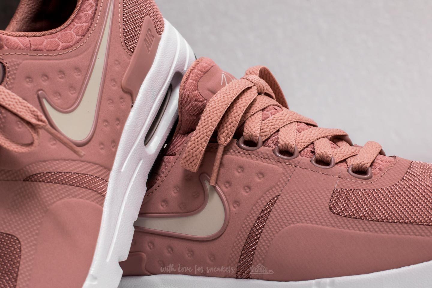 Lyst - Nike Air Max Zero W Particle Pink  Light Bone-black in Pink 6f1ee70a3