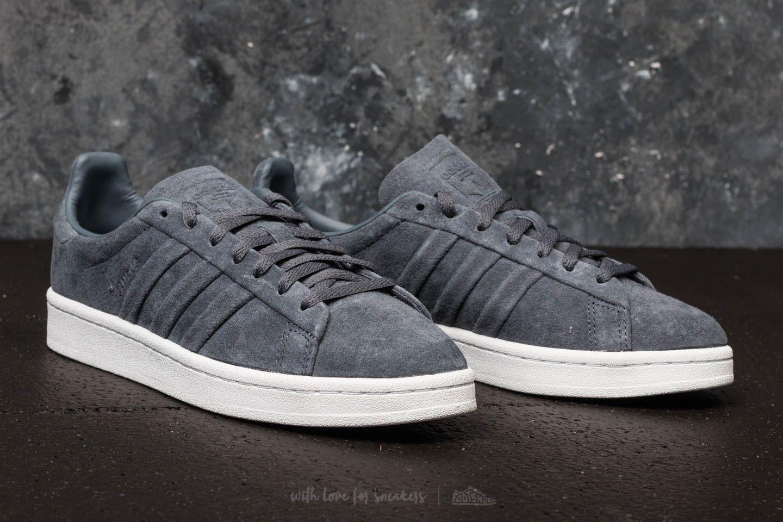 quality design db9a0 333c4 Lyst - adidas Originals Adidas Campus Stitch And Turn W Onyx