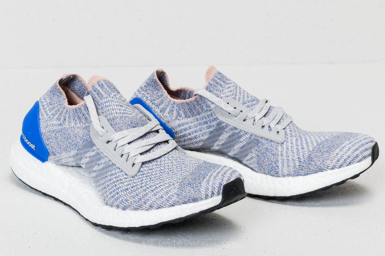 b5287ae4c58 Lyst - Footshop Adidas Ultraboost X Grey Two  Grey Two  Hi-res Blue ...