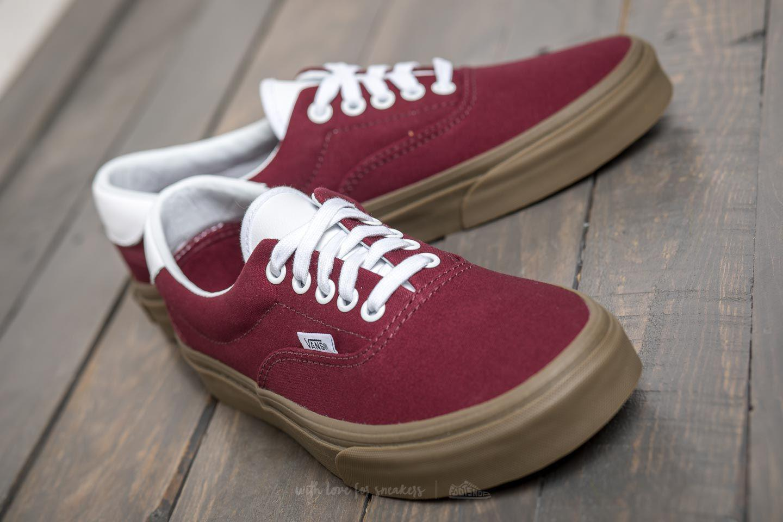 c25a9a5af72 Lyst - Vans Era 59 (bleacher) Port Royale  Gum for Men