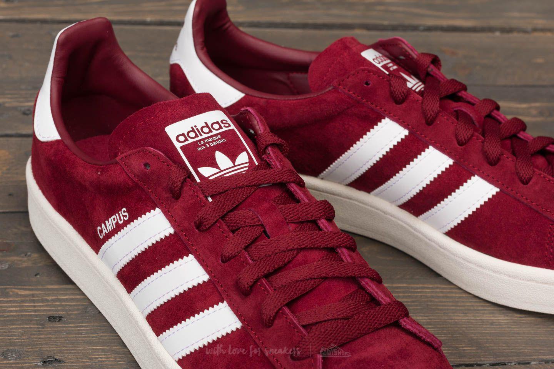 finest selection e5ef7 08880 Lyst - adidas Originals Adidas Campus Collegiate Burgundy Ft