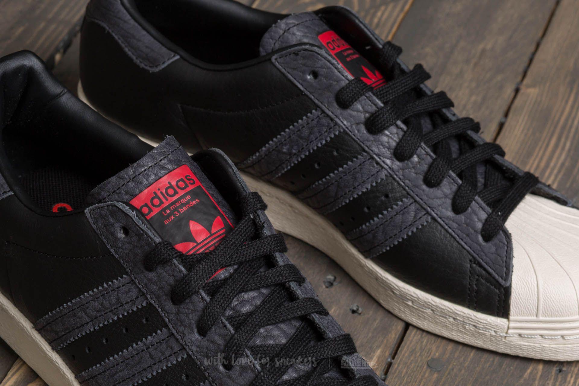 official adidas superstar 80s core sort b6907 e37af