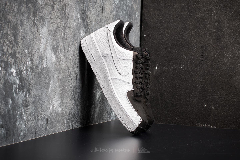 Nike Air Force 1 07 Photographie En Noir Et Blanc De Première Qualité