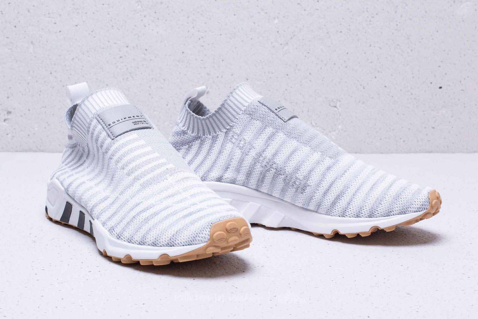 e391de0d55 Lyst - adidas Originals Adidas Eqt Support Sk Primeknit W Ftw White ...