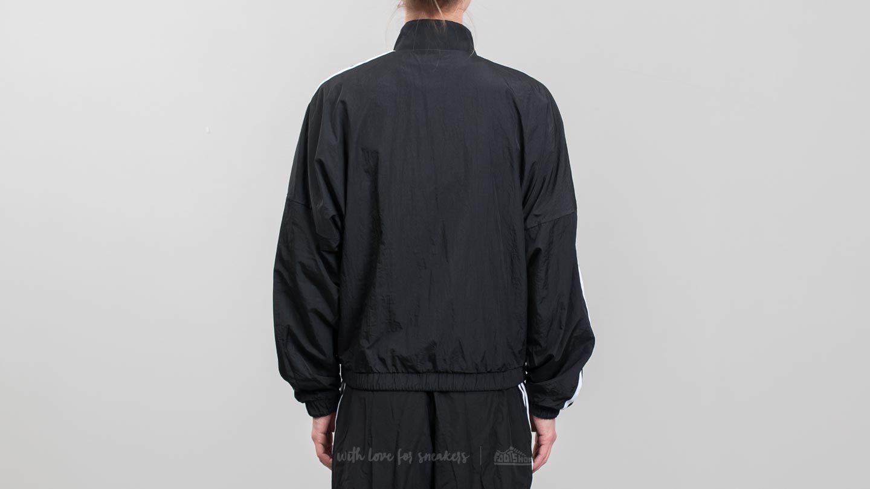 0bd8a875abe5 Lyst - adidas Originals Adidas Os Reversible Track Jacket Black in ...