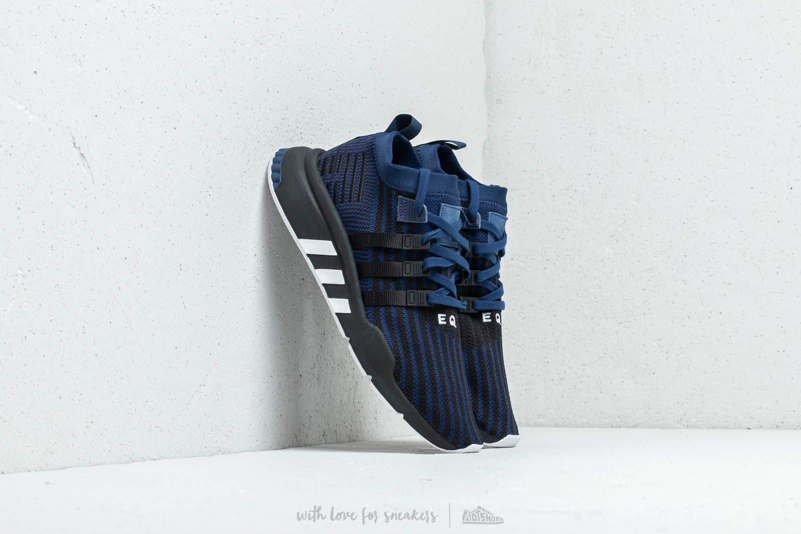 8fe9cdb359b5 Lyst - adidas Originals Adidas Eqt Support Mid Adv Pk Dark Blue ...