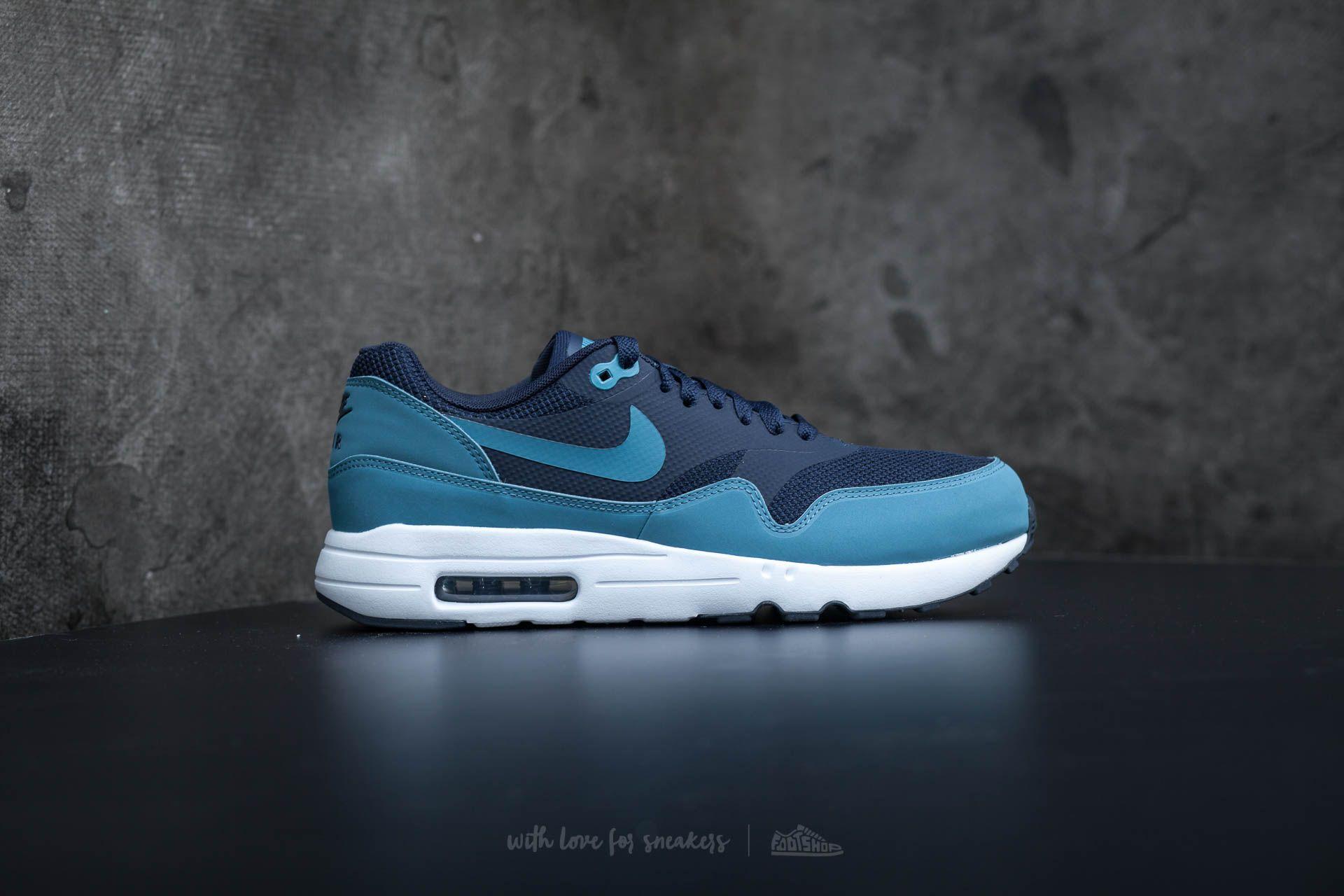 sneakers for cheap 5cc41 2e931 Lyst - Nike Air Max 1 Ultra 2.0 Essential Obsidian Smokey Bl