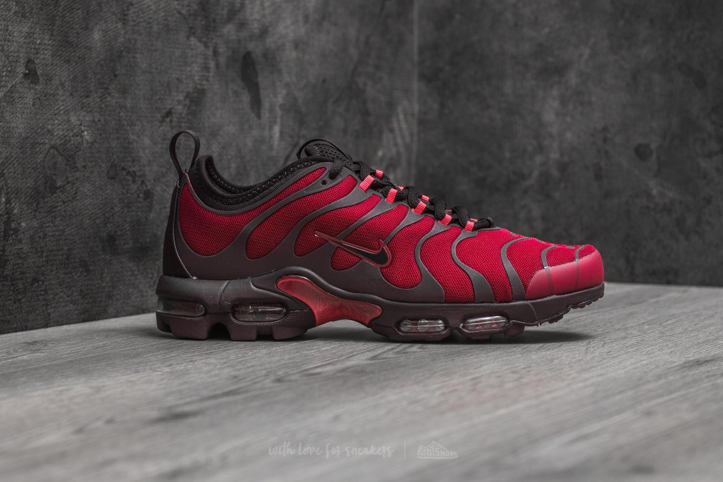 8dc12891a3 Nike Air Max Plus Tn Ultra Noble Red/ Port Wine for Men - Lyst