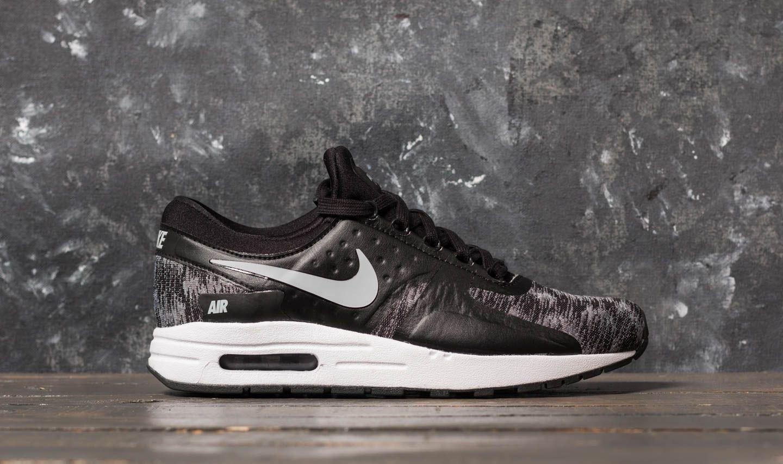 online retailer dc159 6c2af Nike - Gray Air Max Zero Se (gs) Black/ Wolf Grey/ Dark. View fullscreen