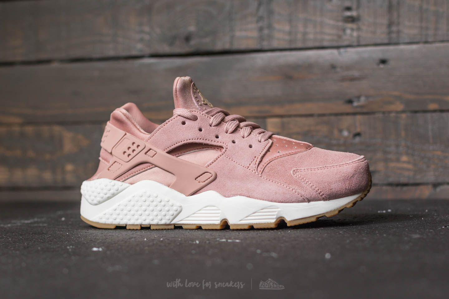 1071827e344b Lyst - Nike Wmns Air Huarache Run Sd Particle Pink  Mushroom-sail in ...