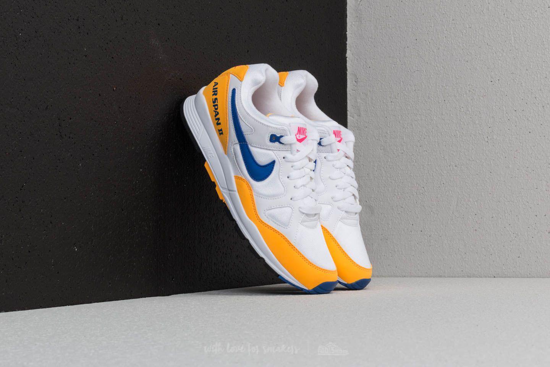Air Nike White laser Orange for Men Span Ii Lyst Hyper Royal dCoexB