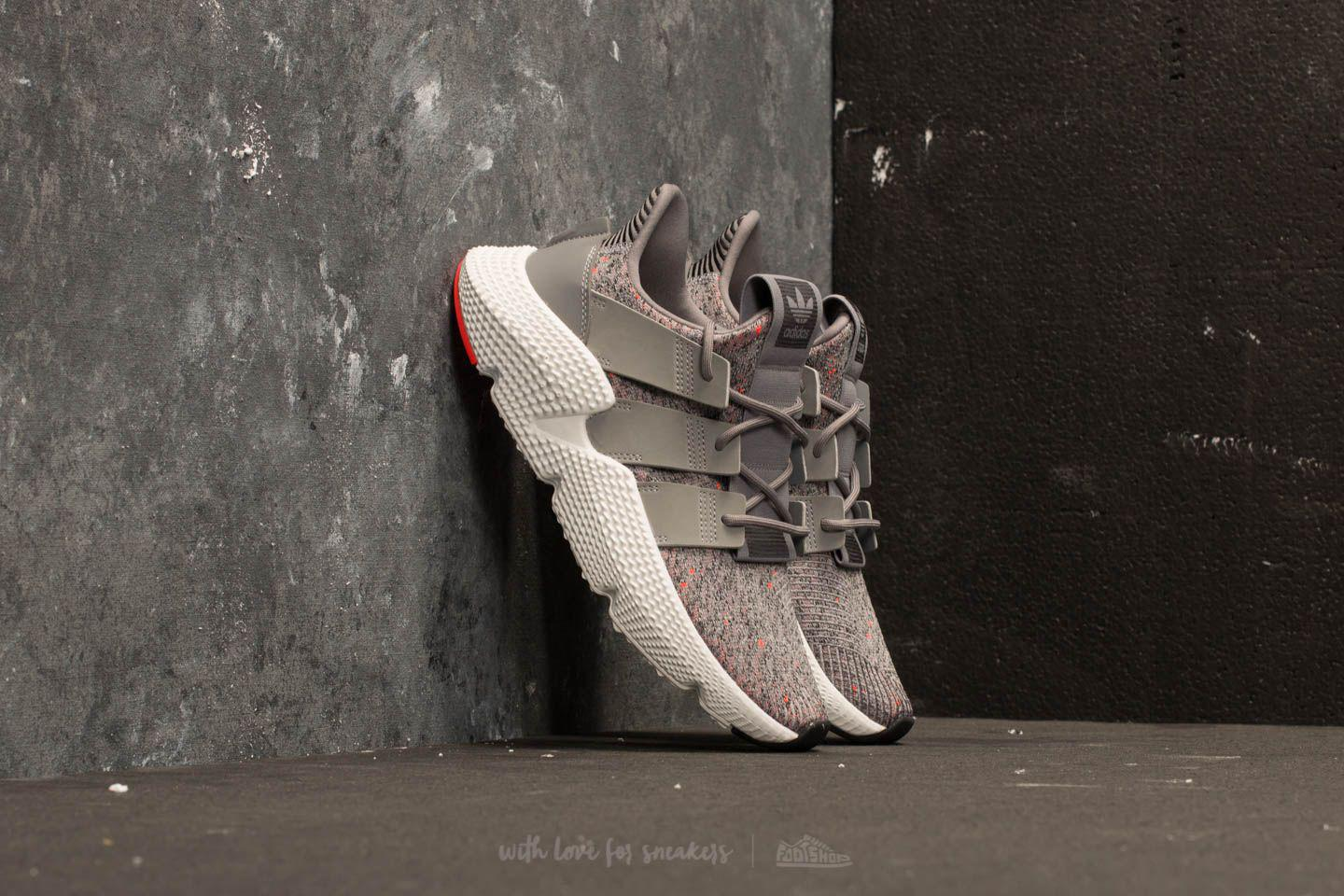 adidas Adidas Prophere Grey Three/ Ftw White/ Solid Red AWhARG8P1w