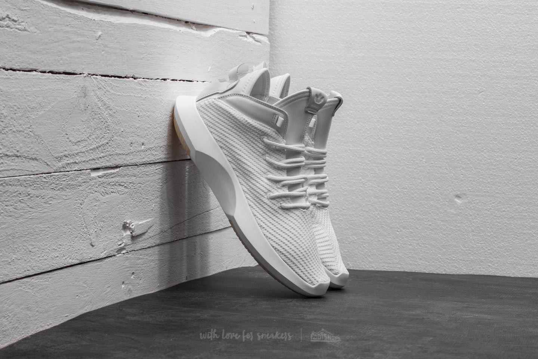 best loved 289f6 51ba1 Lyst - adidas Originals Adidas Crazy 1 Adv Primeknit Ftw Whi