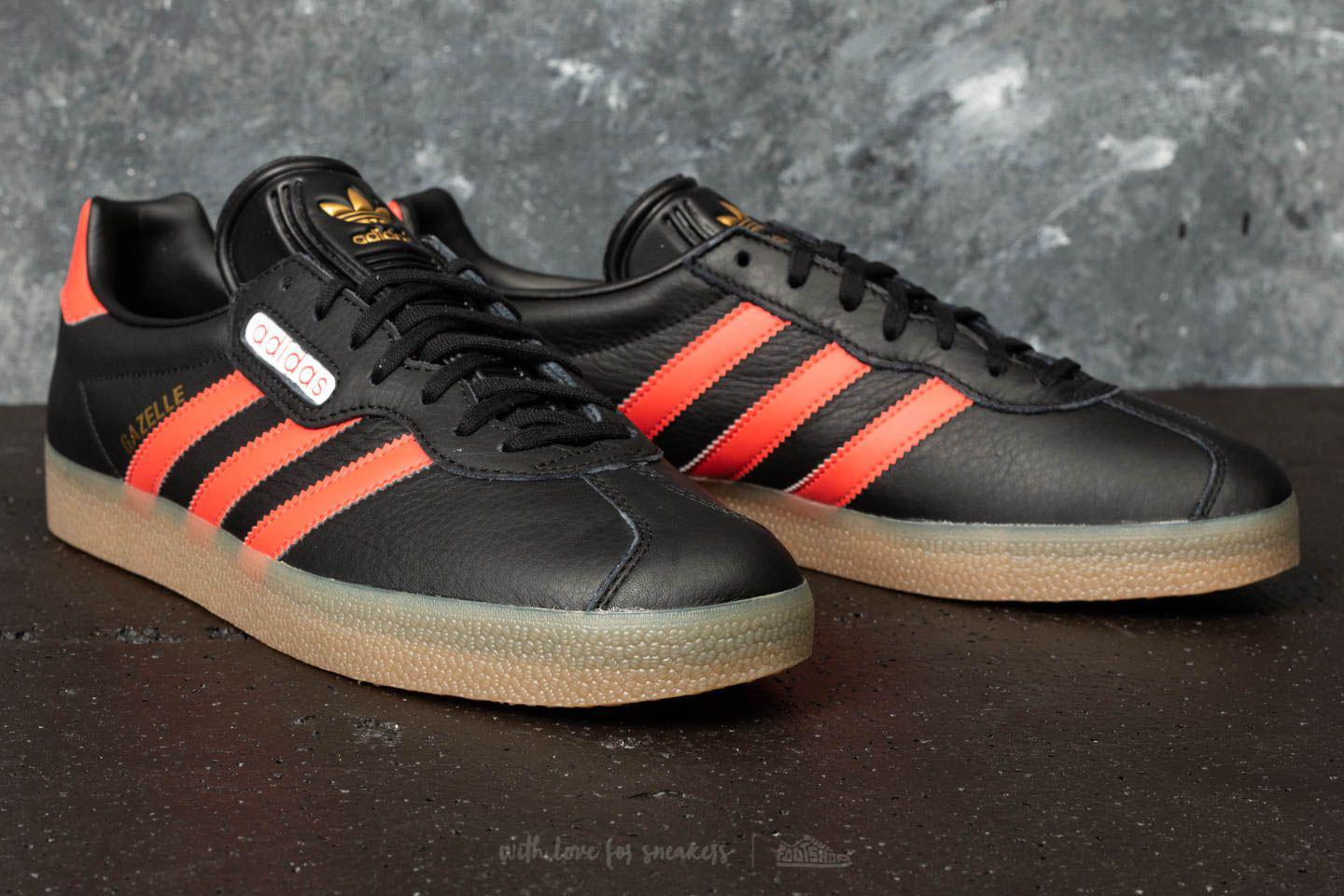 online store 8adeb af649 Gallery. Previously sold at Footshop · Mens Adidas Gazelle ...