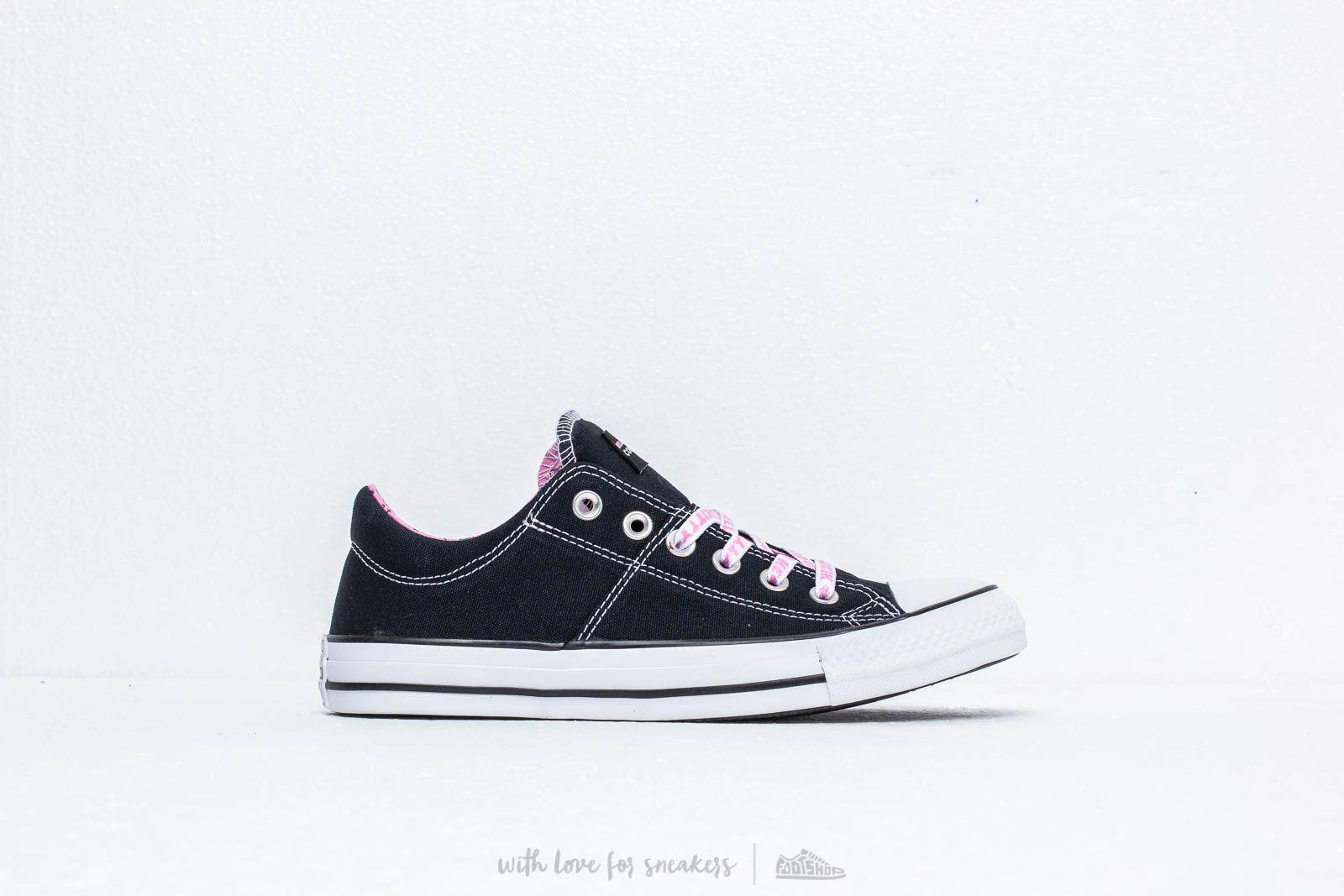 2f6c98bf81be91 Converse - Multicolor X Hello Kitty Chuck Taylor All Star Madison Black   Prism Pink . View fullscreen